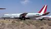 N990AB - 1960 build Convair 990 30A-5, still extant at Mojave in 2014 (egcc) Tags: 2 mojave 990 convair apsa mhv kmhv convair990 cv990 n990ab obr765 n5602g fbayer 30a5 301002