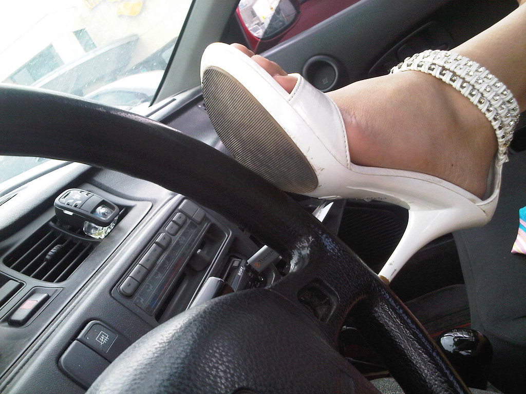 Fetish foot gallery husband submissive