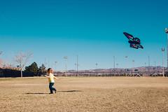 K is for kite (not siskel) Tags: kite love fun toddler running laugh blueskies flyingakite craybay