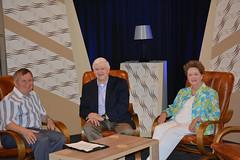 Alfa Omega TV Timisoara- Tudor Petan, Ron, Judy
