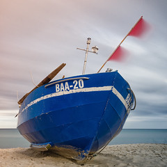 End Of The Day (tonzn) Tags: longexposure strand germany filter slowshutter rgen baabe ndfilter slowshuttershelter