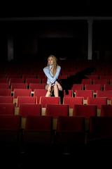 lost (juergenberlin) Tags: portrait woman girl beauty blond