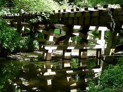 Wickham Bishops rail bridge (Hornbeam Arts) Tags: trestle bridge disused wickham