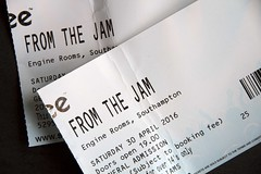 [from the jam] (RHiNO NEAL) Tags: rhino neal neil rhinoneal fromthejam bruce foxton jam eton rifles town malice smashtheclock russel hastings inthecity smithers jones wardour street start review album concert gig