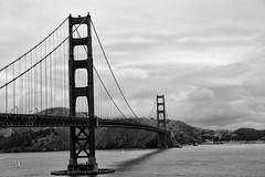 Happy Birthday Bridge (Gwen Deanne) Tags: happy birthday golden gate bridge san francisco may 27th canon 6d topaz bweffects