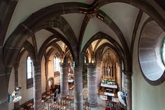 Colonnes Reinacker-111 (MMARCZYK) Tags: france architecture alsace glise gothique 67 voute basrhin xve gilge ludeman gilgeludeman