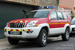 SDIS 66 | Toyota Land Cruiser (spottingweb) Tags: rescue france car fire 4x4 voiture sp toyota vehicle spotted 18 emergency suv firefighter secours landcruiser pompier perpignan spotting sdis spv firebrigade urgence incendie intervention engin bless victime pyrnesorientales vhicule sapeurspompiers vacuation firedepartement gyrophare vltt vlhr servicedpartementaldincendieetdesecours sdis66 spottingweb