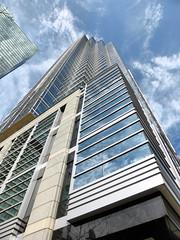 Toronto Skyscraper (duaneschermerhorn) Tags: city toronto ontario canada reflection building glass architecture modern skyscraper cityscape contemporary architect modernarchitecture contemporaryarchitecture glassfacade