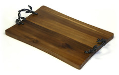 THGMV (mountainwoods) Tags: wood mountain metal wooden vines woods inch 21 shaped board large vine carving cutting tray 13 serving extra acacia artisan handles hardwood thgmv