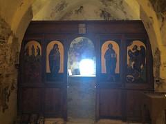 Iconostasis (goforchris) Tags: walking holidays icons chapels crete hfholidays greekorthodox hf westerncrete walkingholidays kolimbari