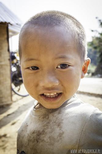 Laos. Kwiecień 2015