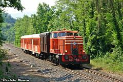 Cne517 con Treno dei Sapori (Daniele Monza) Tags: cne fnm trenord