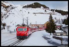 Matterhorn Gotthard Bahn 108, Andermatt 22-02-2016 (Henk Zwoferink) Tags: matterhorn bahn 108 uri henk abb mgb andermatt zwitserland gotthard slm zwoferink matterhorngotthardbahn108 andermatt22022016
