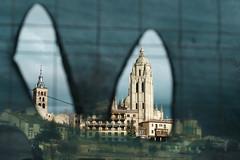 Segoviart (DANG3Rphotos) Tags: espaa art la photo arte photos catedral fotos segovia alcazar fotografia castilla mancha dang3r