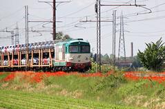 Zoooooomm... (Maurizio Zanella) Tags: italia trains railways fs alessandria tortona trenitalia ferrovia treni d4451019 tra50983
