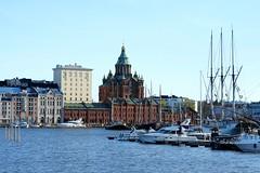 Uspenski Cathedral, Helsinki #195 (KaarinaT) Tags: sea helsinki cathedral orthodox katajanokka uspenskicathedral uspenski uspenskiorthodoxcathedral