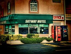 Skyway Motel (raymondclarkeimages) Tags: travel usa building canon office newjersey bed jerseycity sleep room nj rental motel tourist residency 19 skyway 6d 70200mm northjersey skywaymotel raymondclarkeimages 8one8studios