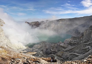 kawah ijen - java - indonesie 26