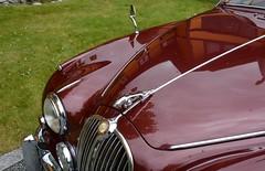 Jaguar Mk2 (evenharbo) Tags: car norway norge nikon classiccar jaguar telemark jaguarmk2 hoteldalen nikond7100