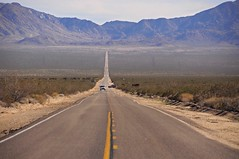 The Road Ahead ( South California ) (faungg's photos) Tags: california travel usa mountains landscape us roadtrip  ontheroad