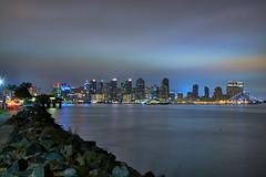 DSC02884 (ejc619) Tags: california longexposure nightphotography seaside sandiego sony harborisland nightphotos manfrotto downtownsandiego carlzeiss sal1680z teamsony variosonnartdt35451680