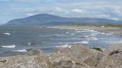Waves aplenty at Earnse Bay (billnbenj) Tags: video surf waves spray cumbria barrow hightide walneyisland earnsebay 9metretide