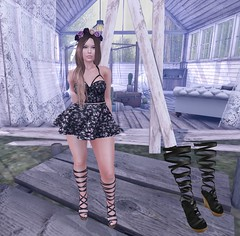 Past Lives ( ) Tags: life blog spring discount sale linden blogger second friday flf fifty 50l