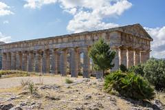 Greek Temple, Segesta, Sicily (Ken Barley (away til 8 Sept)) Tags: italy sicily segesta greektemple