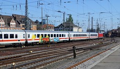 Graffiti (Honig&Teer) Tags: railroad train germany graffiti ic steel eisenbahn bahnhof hannover db urbanart vehicle deutschebahn sbahn railways treno bombing aerosolart spraycanart traingraffiti trainart vandalismus railroadgraffiti honigteer eisenbahngraffiti
