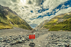 You shall not pass (furjeans) Tags: newzealand mountain landscape glacier valley foxglacier hdr canoneos650d efs1018mmf4556isstm