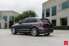 Audi Q5 - VFS-1 - Silver  -  Vossen Wheels 2016 - 1004 (VossenWheels) Tags: silver tag audi vfs q5 audiq5 vfs1 tagmotorsports audisq5aftermarketwheels audiaftermarketwheels audisq5wheels vossenwheels2016 audiwheelsvfsseries q5aftermarketwheels q5wheels sq5aftermarketwheels sq5wheels