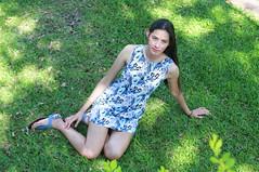 DP1U7160 (c0466art) Tags: blue light portrait girl beautiful smile face fashion america canon nice eyes pretty slim sweet outdoor gorgeous central skirt el figure salvador tall charming 1dx c0466art