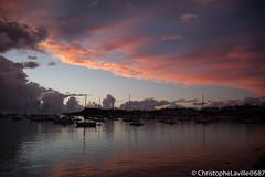 _MG_7931.jpg (laville.christophe) Tags: mer bateau paysage nouvellecaldonie couchdesoleil nouma