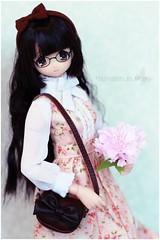Sensei's summer style (sherimi-chan) Tags: doll dolls azone pureneemo excute minamisensei minamibirthday