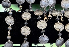 38. Money bracelets - 116 pictures in 2016 (Krasivaya Liza) Tags: atlanta money art festival ga photography photo nikon coins group arts jewelry bracelets challenge 38 yearly o4w 116picturesin2016 116pictures the116