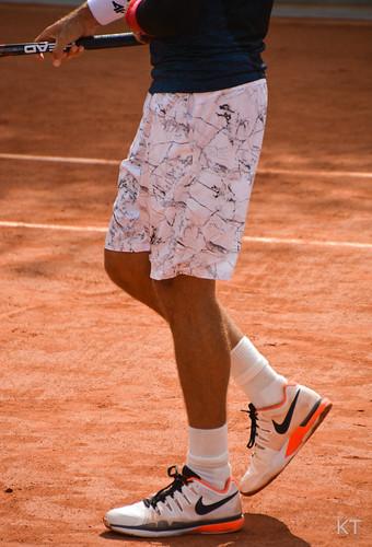 Lukasz Kubot - Lukasz Kubot's tennis whites