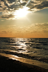 Cayo Coco 079 (BGS Fotografia) Tags: travel sunset sea sun sol beach beautiful clouds atardecer mar sand cuba playa arena viajes nubes caribe caribean cayococo
