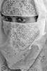 Untitled 110 (Amna Yaseen) Tags: pakistan woman white pattern veil muslim islam lahore parda naqab