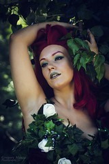 2016-3753 copy (gm.photo) Tags: red green photoshop comics hair dc glamour shoes exposure skin cosplay alien ivy location wig poison cosplayers bombshells gorsefarm