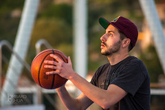 Determination-Jlombard (joshualombard) Tags: sunset water basketball port croatia cruiseship hr dubrovnik oldcity dubrovakoneretvanskaupanija dubrovakoneretvanskaupanij