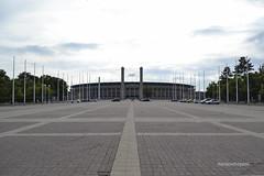 Olympiastadion Berlin (mariosantiaguino_) Tags: berlin hauptbahnhof sbahn spree tiergarten reichtag spandauer