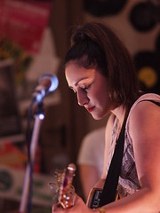 Galia Arad (reverend smarm) Tags: music dublin shop live gig browns barber rathmines abner
