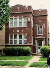 Home of St. Valentine's Day Massacre First Responding Cop (Chicago Crime Scenes) Tags: chicago saint gangster massacre gang mob crime valentines moran mobster capone stvalentinesdaymassacre mcgurn massshooting