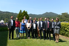 Young Economists 2016 (European Central Bank) Tags: portugal students forum sintra young research phd economics ecb finance economists