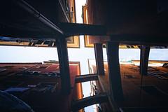 Il cielo sopra il Carmine (-Makar79-) Tags: 6d canonef24mmf14liiusm streetview sky darkness genova liguria italia ilcarmine centrostoricodigenova caruggi vicoli 24l 24lmkii explore