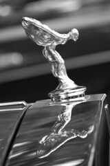 Rolls Royce Hood Ornament (hilarymcurrie) Tags: old travel wallpaper blackandwhite sculpture woman white abstract black blur reflection art english classic texture monochrome beautiful field car animal statue metal wall modern angel contrast race dark emblem photography for mirror flying high wings model automobile shiny long european dress image bokeh antique background room label text rich transport fine picture surreal racing grill photograph elite stunning restored vehicle resolution british hi rolls wealthy chassis collectors expensive decor res copy depth leaping royce polished