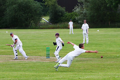 Bute CCC 199-6 Alps 160-8 (ufopilot) Tags: county alps club scotland cricket ccc bute rothesay