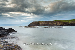 North Coast last night (thomasrichardson4) Tags: northcoast storm canon6d nireland portrush landscapes seascapes leefilter