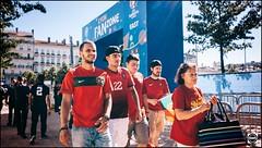 FanZone Portugalllllllll ! (nobru2607) Tags: lyon ricoh fanzone grd3 grdiii euro2016