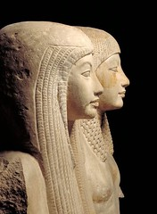 Ancient Egypt. Maya and his wife Merit, 1325-B.C. (mike catalonian) Tags: maya merit ancientegypt xivcenturybce 1325bce